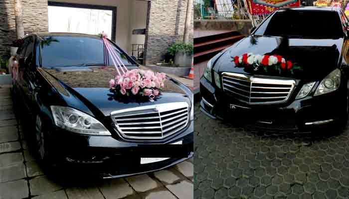 Sewa Mobil Wedding, Sewa Mercy Jakarta