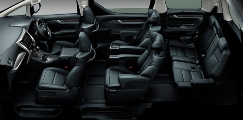 Sewa Toyota Vellfire, Rental Toyota Vellfire, Sewa Mobil Alphard