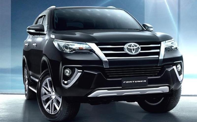 Sewa Mobil Fortuner Jakarta