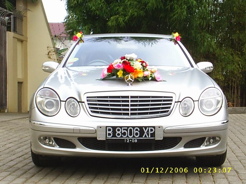 Sewa mobil wedding Bekasi